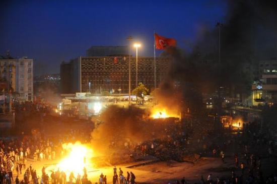 Istanbul Rebellion June 2013
