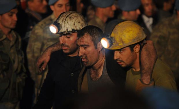 Turkey, Soma massacre