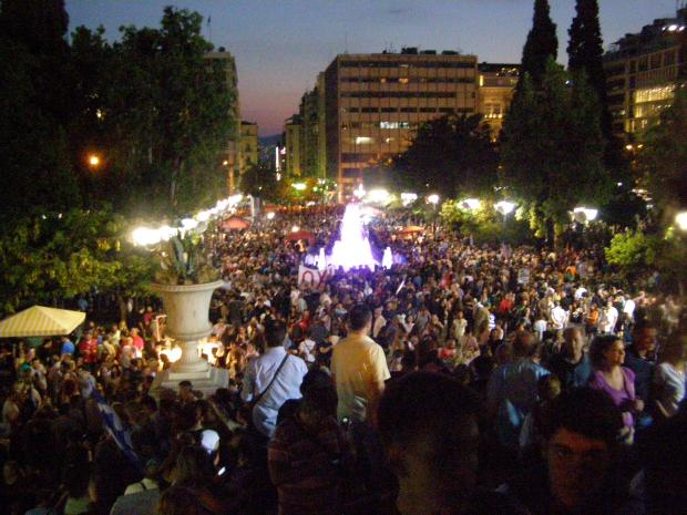The battle for the Referendum in Greece