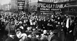 What does the October revolution mean (not only) for us: in 10 points