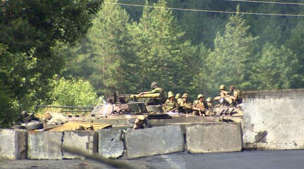 Donetsk War