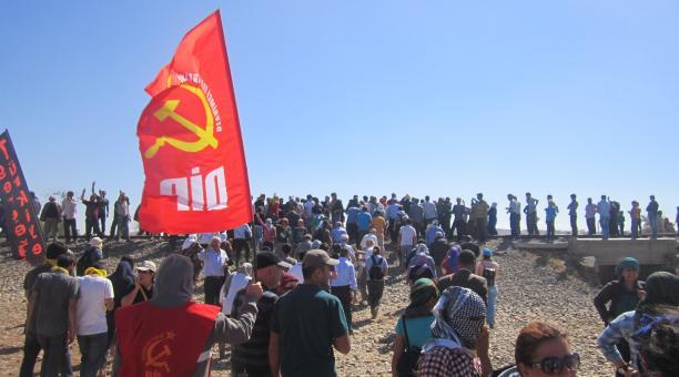 DİP at Kobane